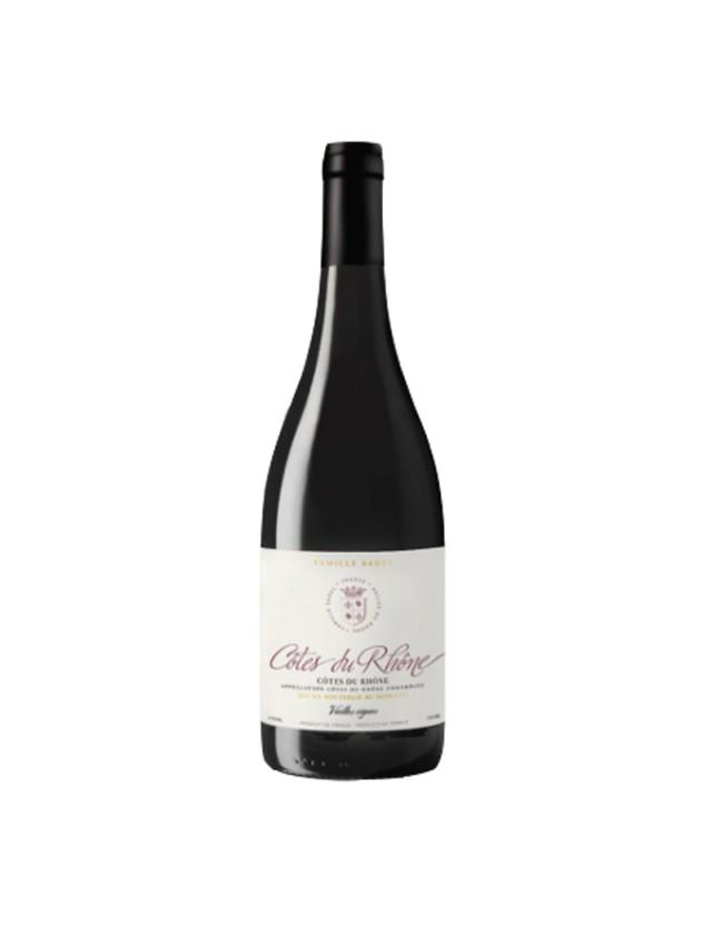 Côtes-du-Rhône rouge 2019 Famille Sadel