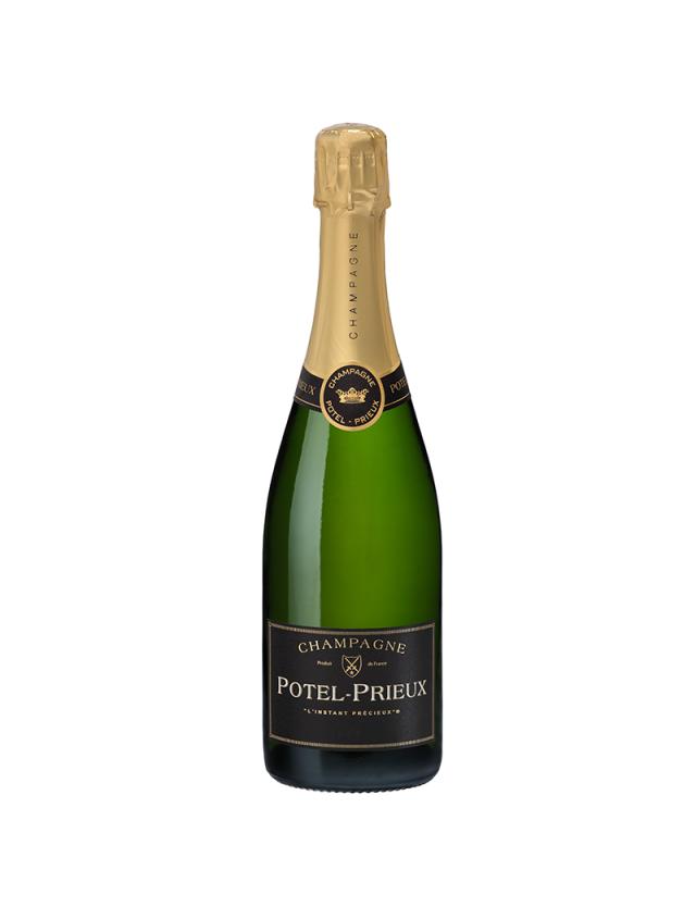 Brut Grande Réserve - Demi sec champagne potel-prieux