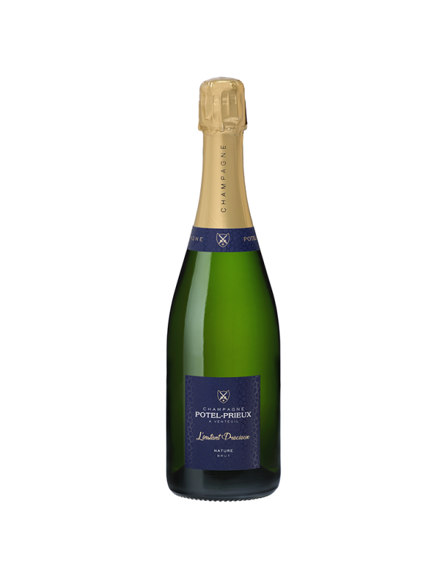Brut Nature champagne potel-prieux