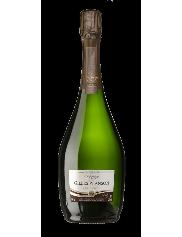Élégance champagne gilles planson