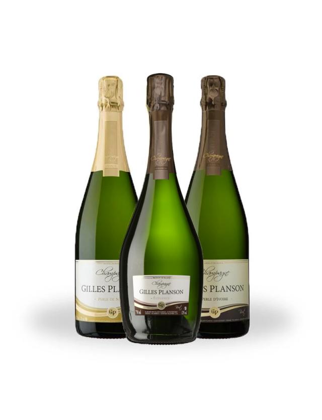 Un Repas Au Champagne champagne gilles planson
