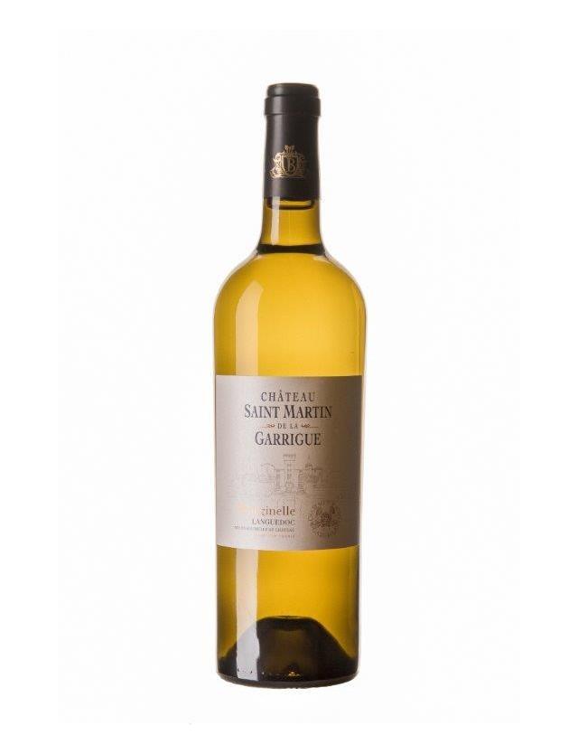 Bronzinelle blanc saint martin de la garrigue