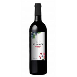 GESSAN Bordeaux Rouge 2018 CHATEAU GESSAN