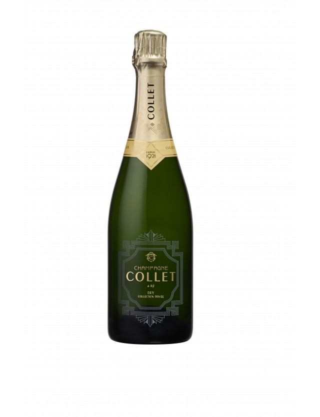 Cuvée Dry Collection Privée champagne collet