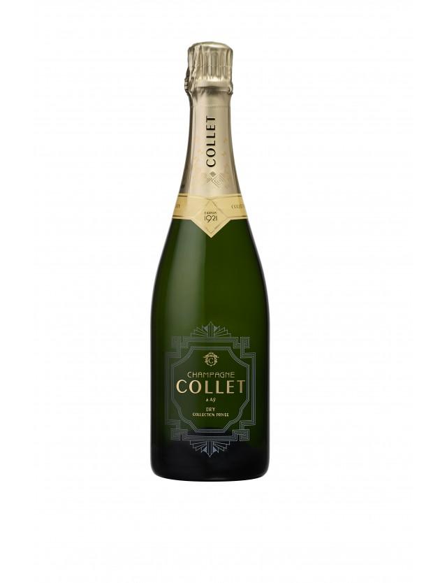 Cuvée Dry Collection Privée champagne collet