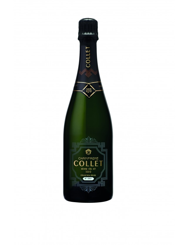 Cuvée Grand Cru Aÿ 2012 Collection Privée champagne collet