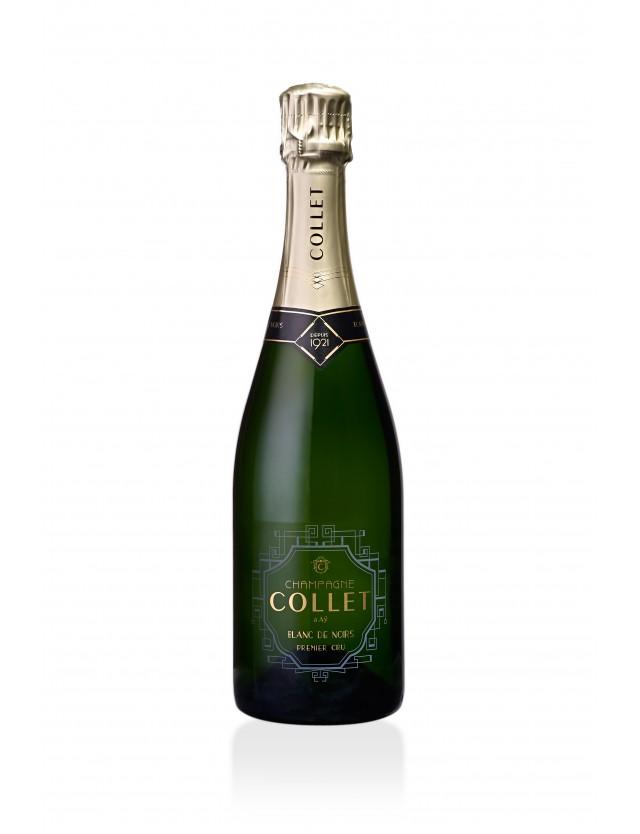 Cuvée Blanc de Noirs Premier Cru champagne collet