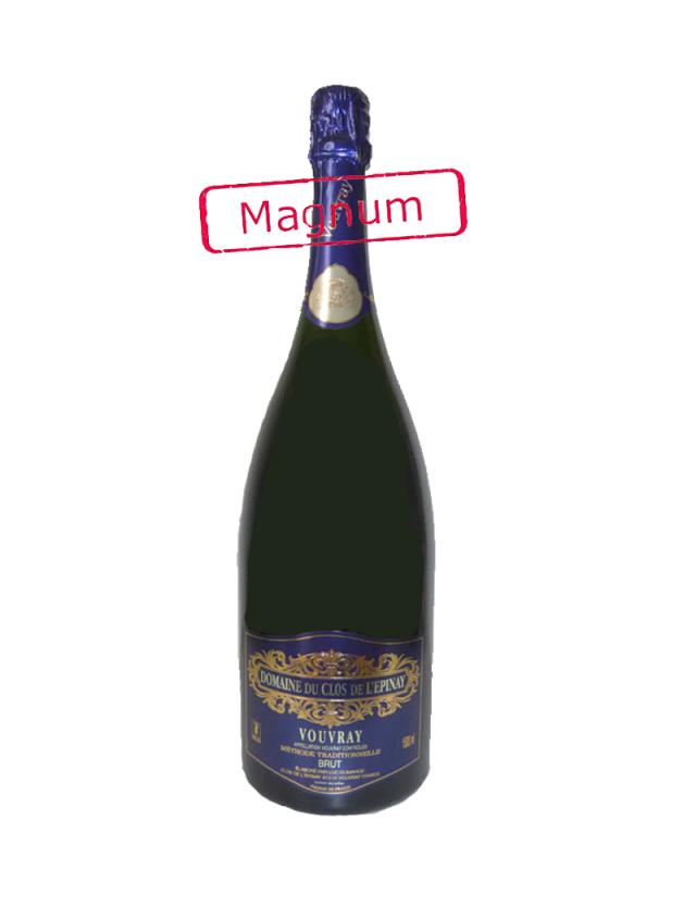 Le Classique Brut - Méthode Traditionnelle - Magnum domaine du clos de l'epinay