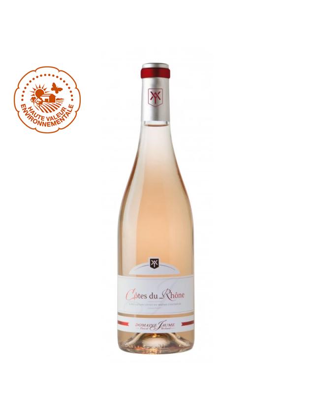 Côtes-du-Rhône ROSE sas famille jaume