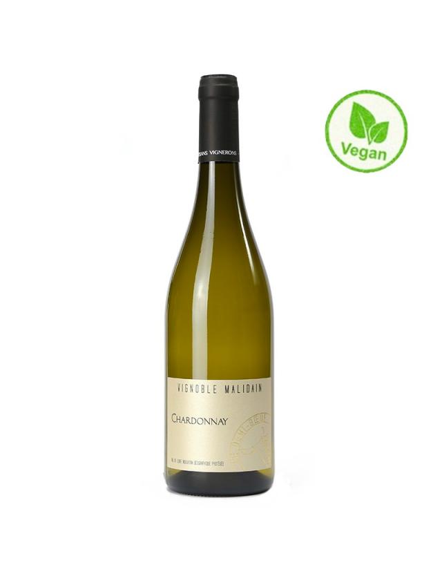 "Chardonnay ""Le Demi-Boeuf"" vignoble malidain"