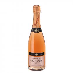 Cuvée Rosé Assemblage CHAMPAGNE GRANZAMY
