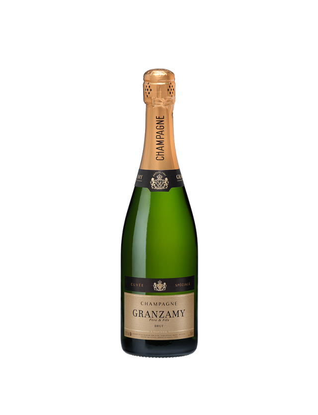 Cuvée Spéciale champagne granzamy