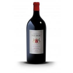 Jéroboam (5 Litres) avec coffret bois - Cuvée Classique - Cru bourgeois 2013 CHATEAU MERIC