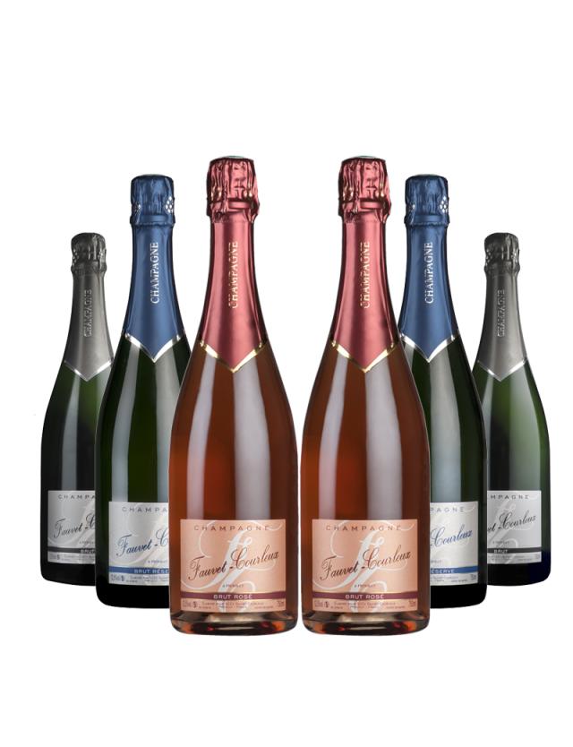ORIGINES champagne fauvet-courleux
