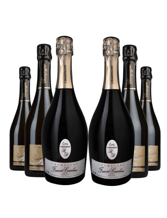 PRESTIGE champagne fauvet-courleux