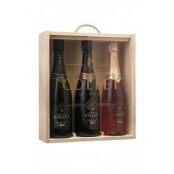 Coffret Collection Privée - Offre de fin d'année Assemblage CHAMPAGNE COLLET