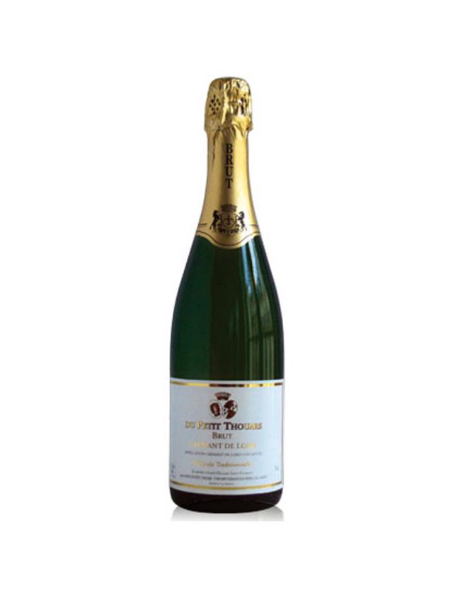 Crémant Blanc CHATEAU DU PETIT THOUARS