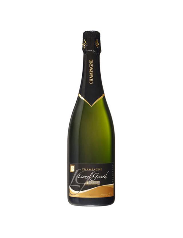Champagne Demi-sec Tradition champagne lionel girard & fils