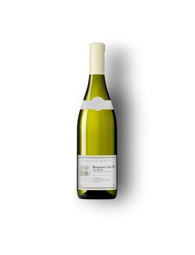 Bourgogne Côte d'Or Chardonnay domaine doreau