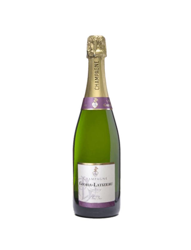 Demi-Sec Classique champagne gioria latizeau