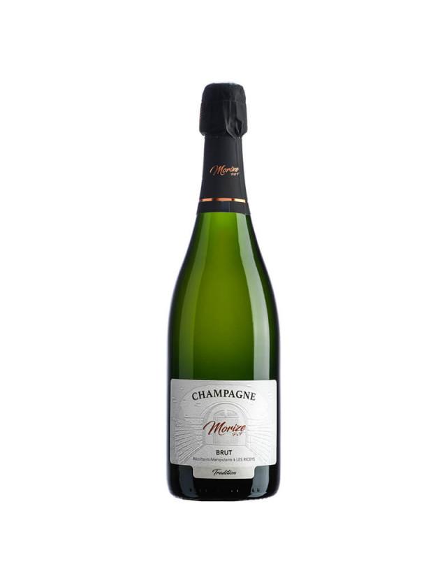 Brut Tradition champagne morize père et fils