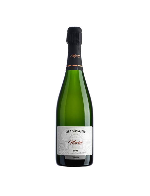 Brut Réserve champagne morize père et fils