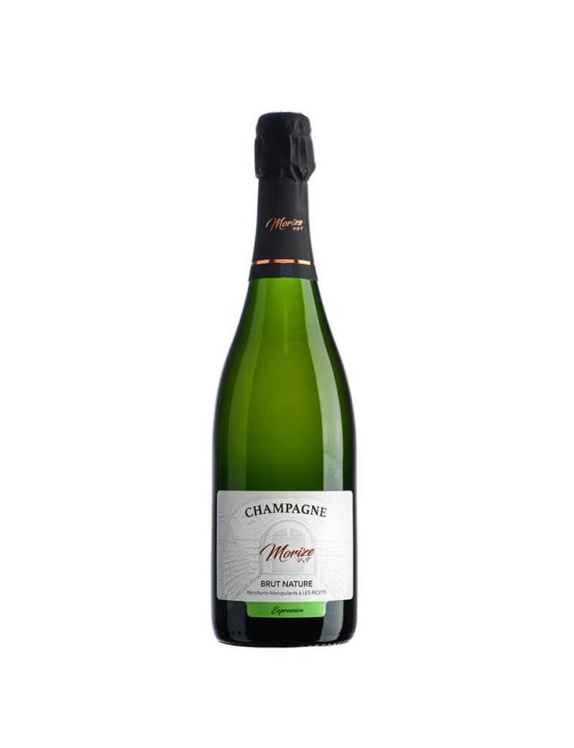 Cuvée Expression - Brut Nature champagne morize père et fils