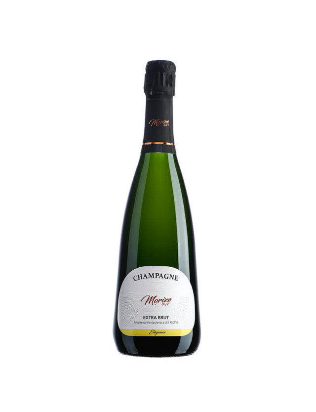 Cuvée Elégance - Extra Brut champagne morize père et fils