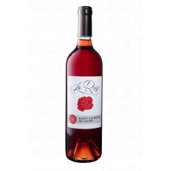 la rose 2016 Domaine Saint Laurent de Saurs