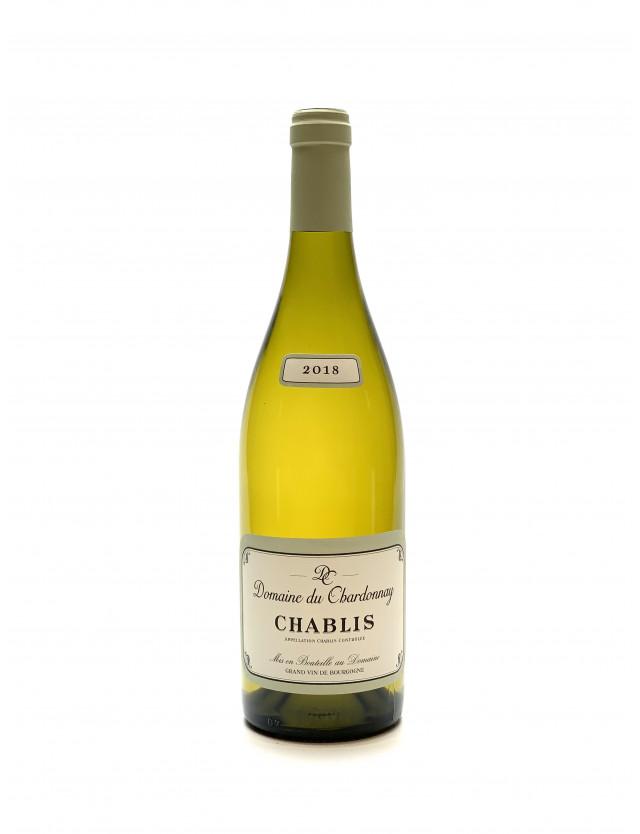 Cuvée CHABLIS domaine du chardonnay