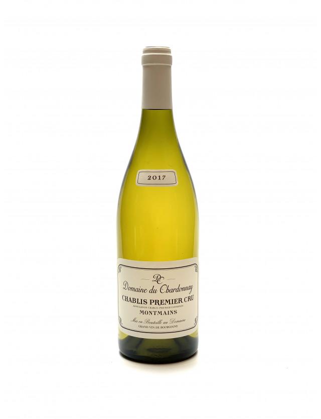 Cuvée CHABLIS 1er CRU MONTMAINS domaine du chardonnay