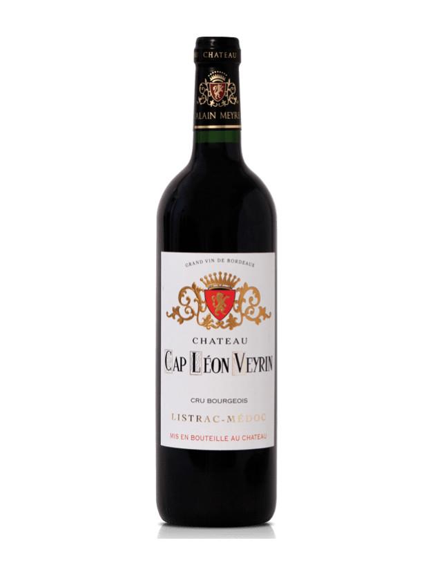 Château Cap Léon Veyrin vignobles meyre