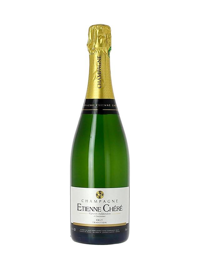 Brut Tradition champagne etienne chéré