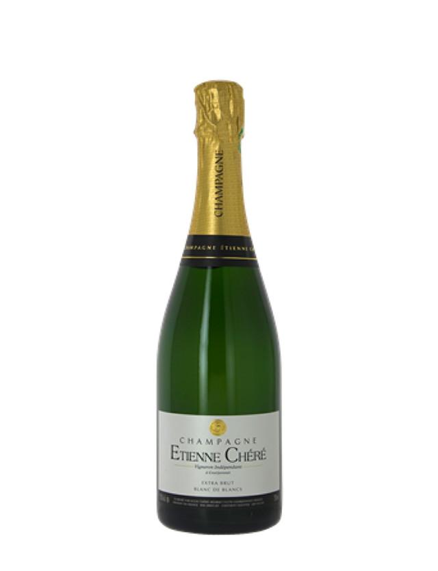 Extra-Brut Blanc de blancs champagne etienne chéré