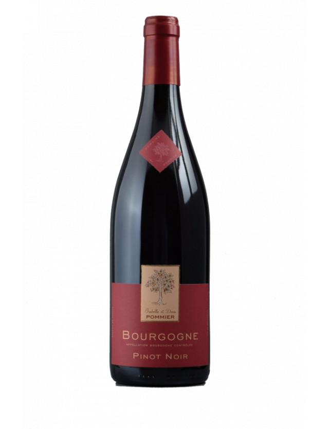 Bourgogne Rouge maison pommier