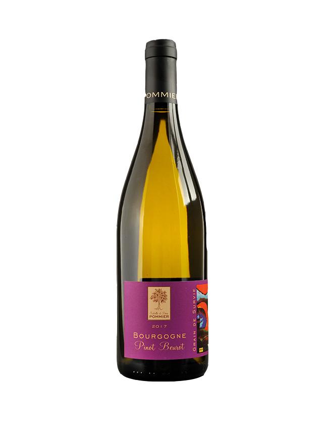 Bourgogne Pinot Beurot maison pommier