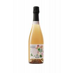 Champagne Brut Rosé Frivolité x Emilie de Castro