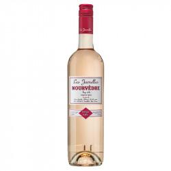 Mourvèdre Rosé 2019 Les Jamelles