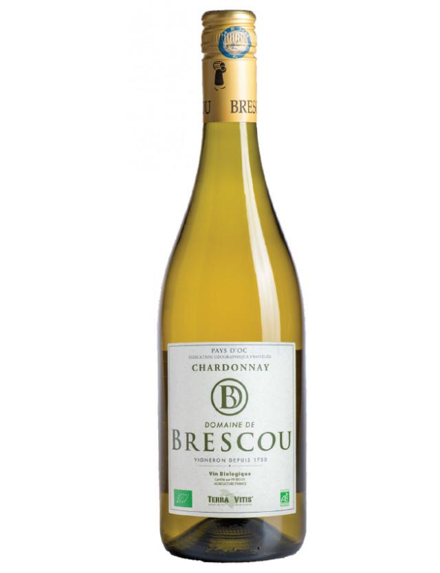 Chardonnay domaine de brescou