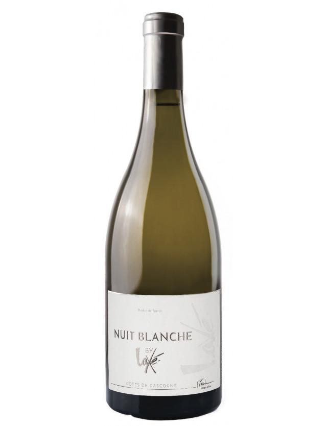 Grand vin Nuit Blanche domaine de laxé