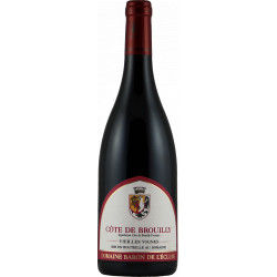 Côte de Brouilly - Vieilles Vignes 2018 DOMAINE BARON DE L'ECLUSE