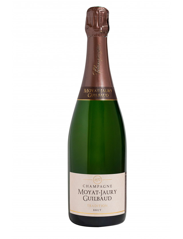Cuvée TRADITION BRUT champagne moyat jaury guilbaud