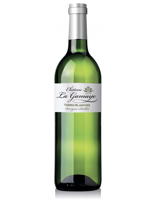 Château La Gamaye Terres Blanches vignobles bourceau