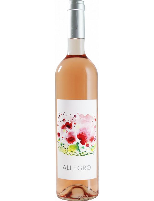 Allegro Rosé domaine de la guipierre