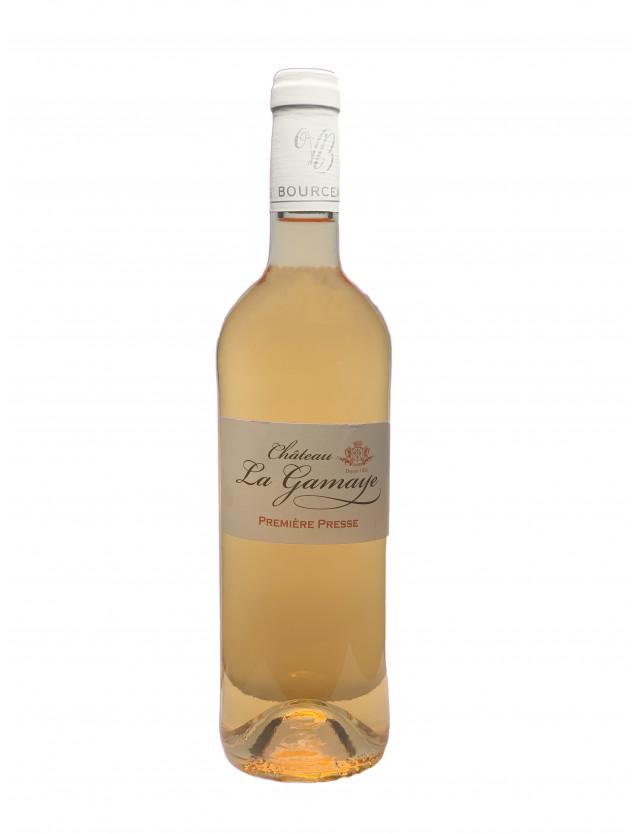 Château La Gamaye Première Presse vignobles bourceau