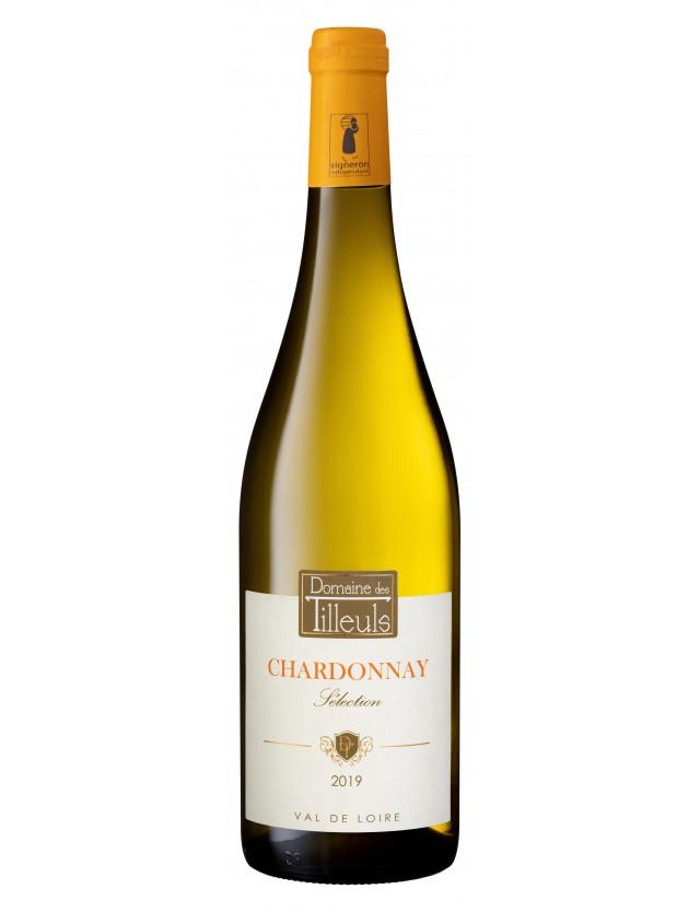 Chardonnay Sélection domaine des tilleuls