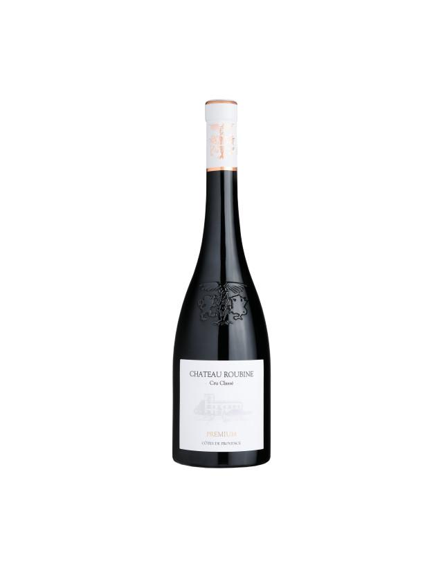 Cuvée Premium, Cru Classé Rouge château roubine