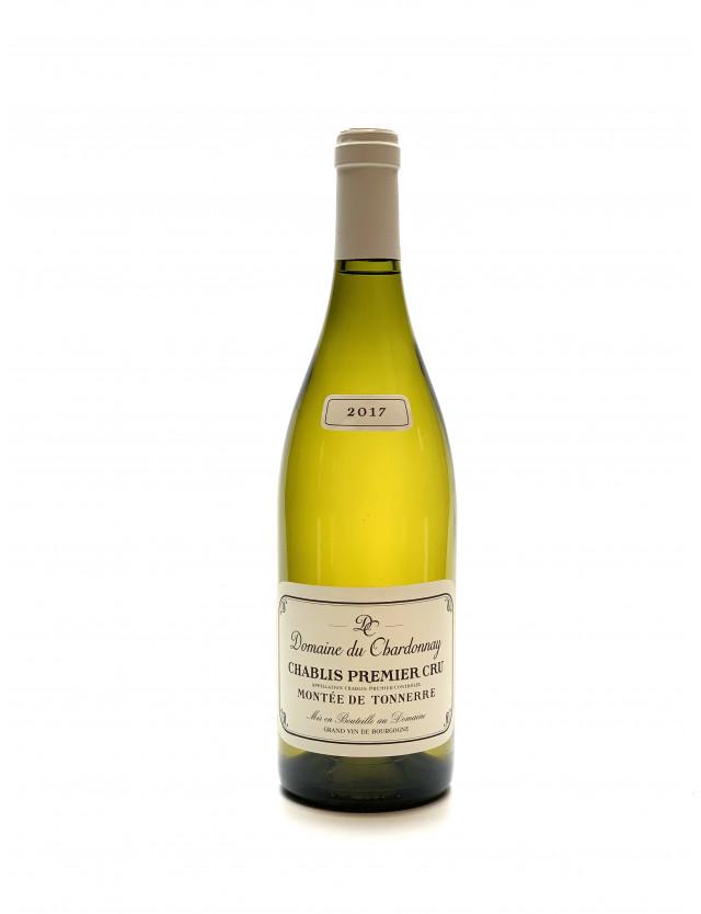 Cuvée CHABLIS 1er CRU MONTEE DE TONNERRE domaine du chardonnay