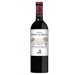 Chateau Franc Le Maine 2015 Vignobles BARDET