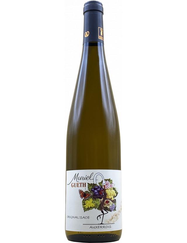 Original'sace Pinot Blanc Auxerrois domaine gueth